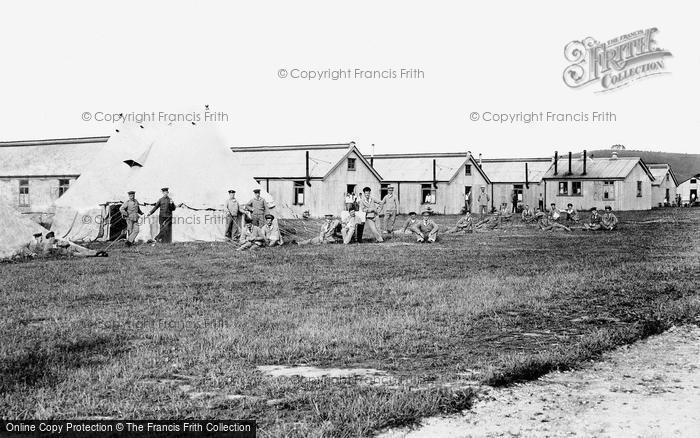 Bulford, Military Hospital, Bulford Camp c.1915