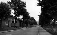 Bulford, Plumer Road c.1955