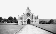 Bulford, St George's Church c.1955
