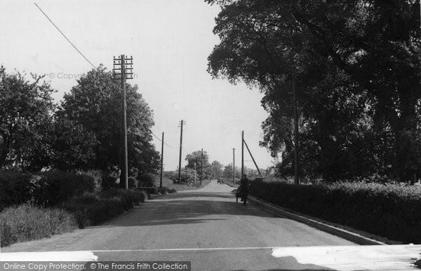 Bulphan, Brentwood Road c.1955