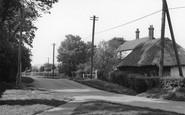 Bulphan, Fen Lane c.1955