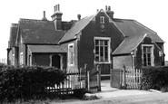Bulphan, The School c.1955
