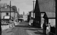 Bunbury, The Village c.1960