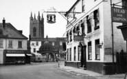 Bungay, Market Place c.1955