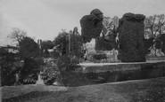 Bungay, Mettingham Castle 1894