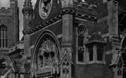 Bungay, St Edmund's Roman Catholic Church c.1955