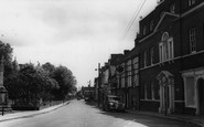 Bungay, St Mary's Street c.1965