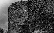 Bungay, The Castle c.1955