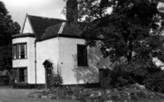 Bungay, The Old Rectory c.1955