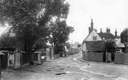 Buntingford, Great Lane 1922