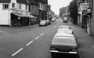 Buntingford, High Street c.1965
