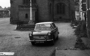 Buntingford, Morris Oxford Car c.1965