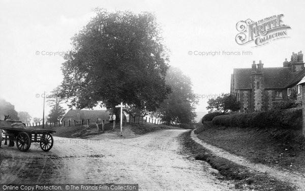 Burbage, Stibb Green 1907