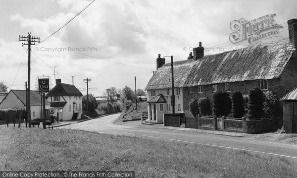 Burbage, Stibb Green 1962