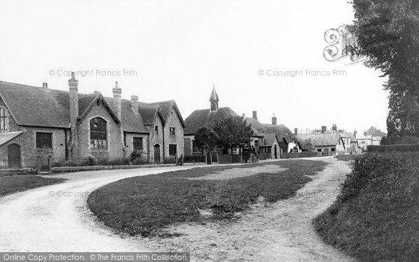 Burbage, Village School 1907