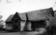 Bures, Chapel Barn c.1960