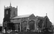 Bures, Church 1900