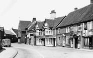 Bures, Suffolk Knoll c.1955