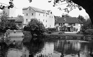 Bures, The Mill c.1955