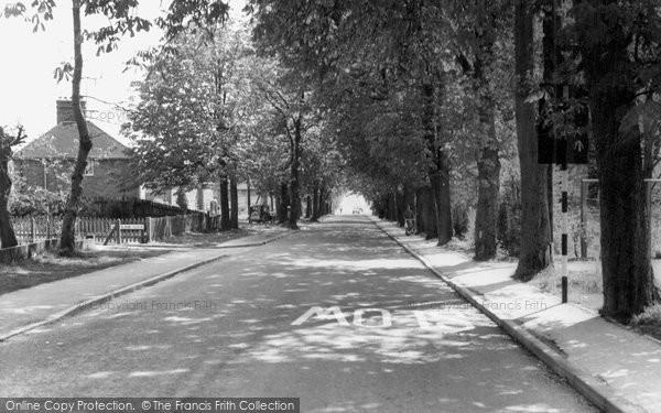 Burgess Hill, Cants Lane c.1965