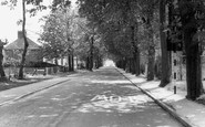Burgess Hill, Cants Lane c.1965