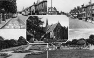 Burgess Hill, Composite c.1955
