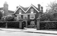 Burgess Hill, Dene Hollow Hotel c.1960