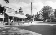 Burgess Hill, Hoadley's Corner c.1960