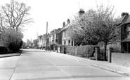 Burgess Hill, Junction Road c.1965