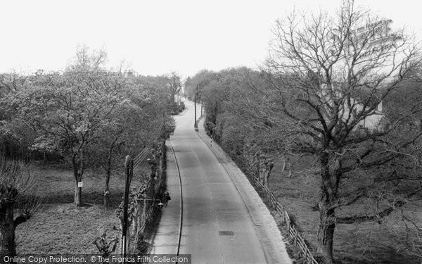 Burgess Hill, Leylands Road c.1965