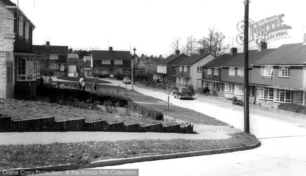 Burgess Hill, Noel Green c.1965