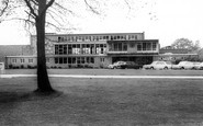 Burgess Hill, Oakmeeds School c.1965