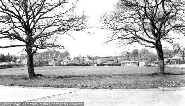 Burgess Hill, Recreation Ground c.1965