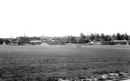 Burgess Hill, School And Recreation Ground c.1965