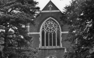 Burgess Hill, St Andrew's Church c.1955