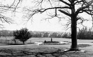 Burgess Hill, St John's Park c.1955