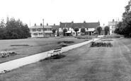 Burgess Hill, St John's Park c.1960