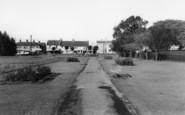 Burgess Hill, St John's Park c.1965