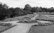 Burgess Hill, The Park c.1960