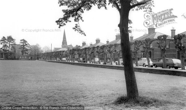 Burgess Hill, The Park c.1965