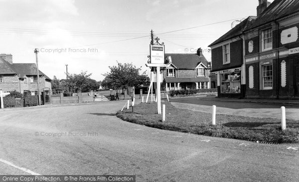 Burgess Hill, World's End c.1960