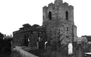 Burgh By Sands, St Michael's Church c.1935