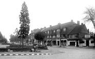 Burgh Heath, Brighton Road c.1955