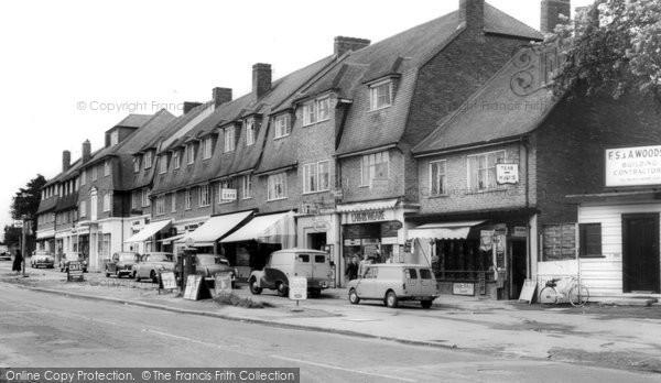 Burgh Heath, c.1960