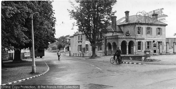 Burgh Heath, Galleon Corner c.1955