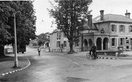 Burgh Heath, Galleon Corner c.1955