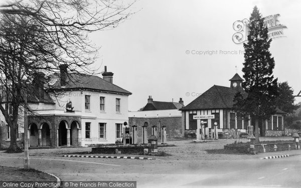 Burgh Heath, The Galleon c.1955