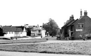 Burgh Heath, the Galleon c1955