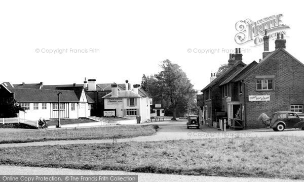 Photo of Burgh Heath, the Galleon c1955