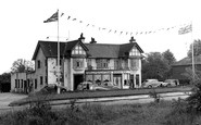 Burgh Heath, the Sugar Bowl c1955